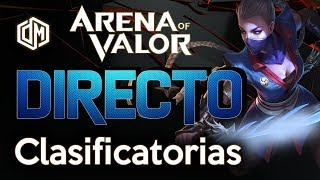 Aov Ranked en DIRECTO y Sorteos | Arena Of Valor | DayMelto Gameplay Español