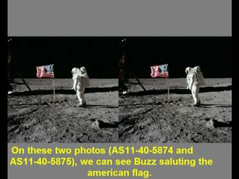 Evidence on fake photos in mission Apollo 11, Part 1 - YouTube