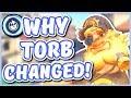 Overwatch - WHY TORBJORN NEEDED TO CHANGE (Best Hero Change Ever?)