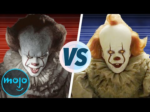 It (2017) Vs. It Chapter Two (2019)