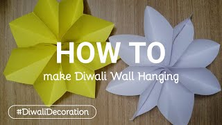 Diwali Wall Hanging - Easy #Shorts #DiwaliShotOnShorts