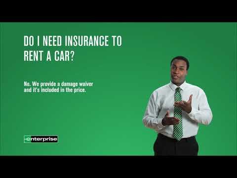Rental Essentials Episode 5 - The Insurance | Enterprise Rent-A-Car