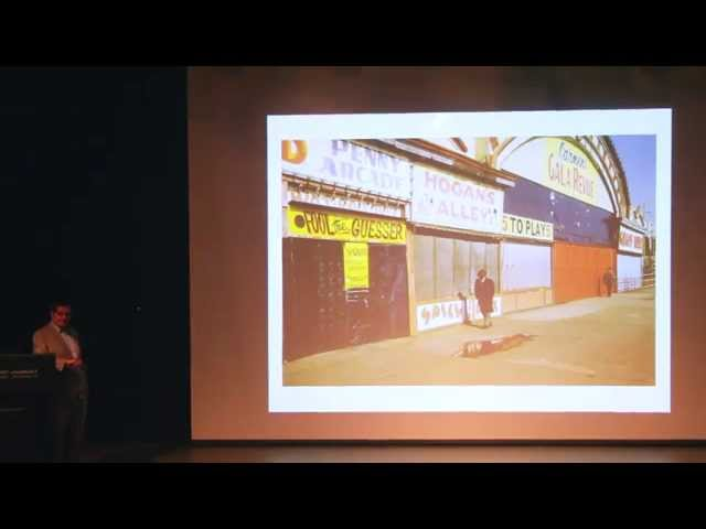 Art Talk: Martin Z. Margulies on American Scene Photography