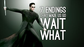 7 Game Endings That Made Us Go Wait, What