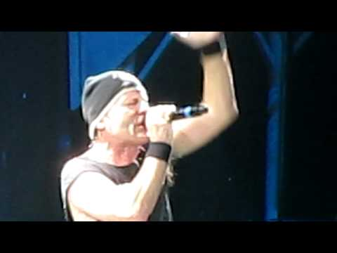 Iron Maiden - Brave New World  - Live from Madison Square Garden in New York City 7/12/10
