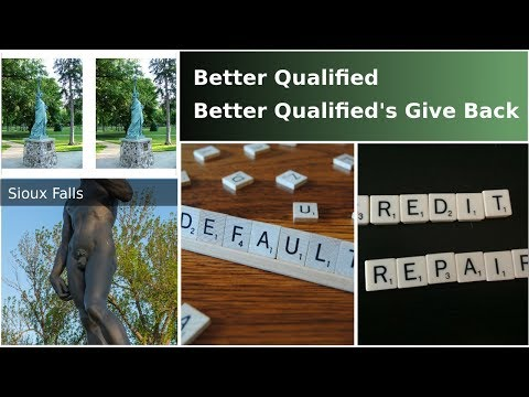 Sioux Falls South Dakota|BQ Give Back Program|BQ Experts|Secured Cards