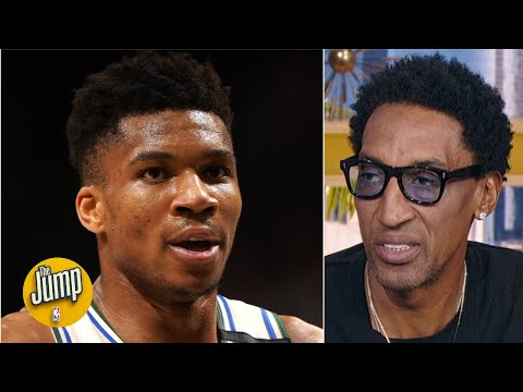 The Bucks are good, but they're not scary - Scottie Pippen | The Jump