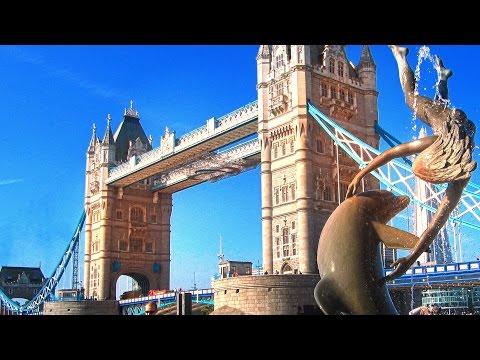 London, England Souvenirs slideshow. Лондон, Англия - сувениры 4K.