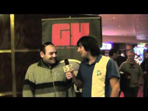 Entrevista a Mikel Gurrea