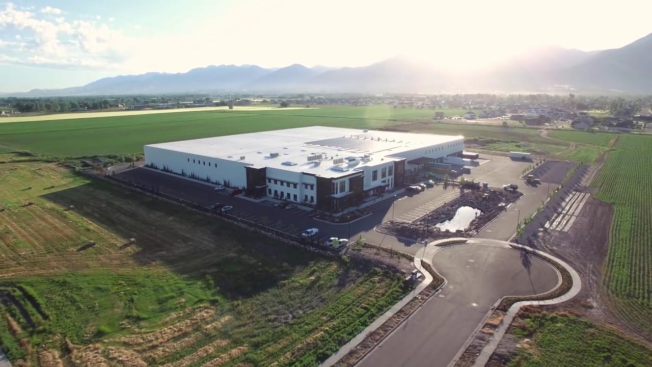 Malouf Headquarters An Inside Look At The Incredible Building In Logan Utah