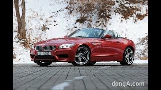 공식 이미지 나왔다! BMW Z4 로드스터 |카24/7