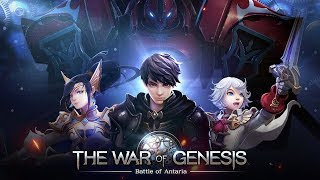 The War of Genesis: Battle of Antaria - Official Trailer(2018)