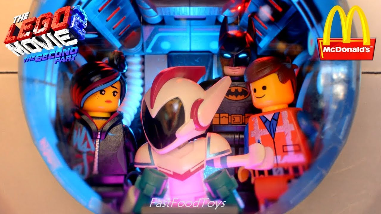 Mcdonalds Commercial 2019 The Lego Movie 2 The Second Part Happy