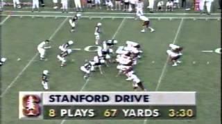 1993 Blockbuster Bowl Highlights: Stanford 24, Penn State 3