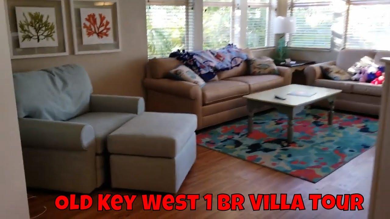Old Key West 1 Bedroom Villa Disney Vacation Club Tour Youtube