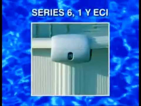 Instalaci n de una piscina desmontable gre circular de - Instalacion de una piscina ...
