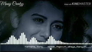 Ispade rajavum idhaya raniyum whatsApp status song