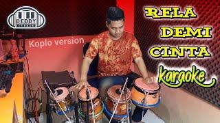Download Rela Demi Cinta Karaoke Koplo Version