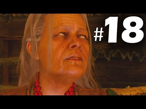 The Witcher 3 Wild Hunt Part 18 - Dark Power - Gameplay Walkthrough PS4 poster