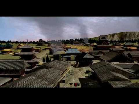 Shogun Total War intro and outro of the main game |