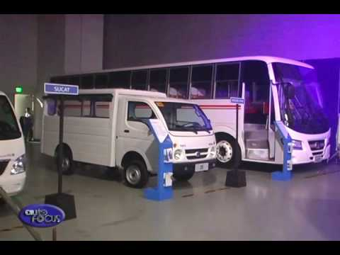 TATA MOTORS LAUNCHES NEW COMMERCIAL VEHICLE LINE UP INDUSTRY NEWS