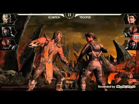 Primul Video/ #Mortal Kombat X