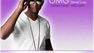 Usher - OMG (Oh My Gosh) Club/Techno Remix Feat. Will.I.Am (The Sleeze Remix)