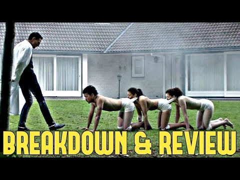 The Human Centipede 2009 Movie Review By Shm Youtube
