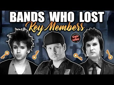 7 Bands That Lost KEY Members And Survived