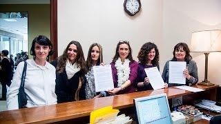 Hoy, 8 de Marzo, presentamos diversas medidas de lucha por la igualdad