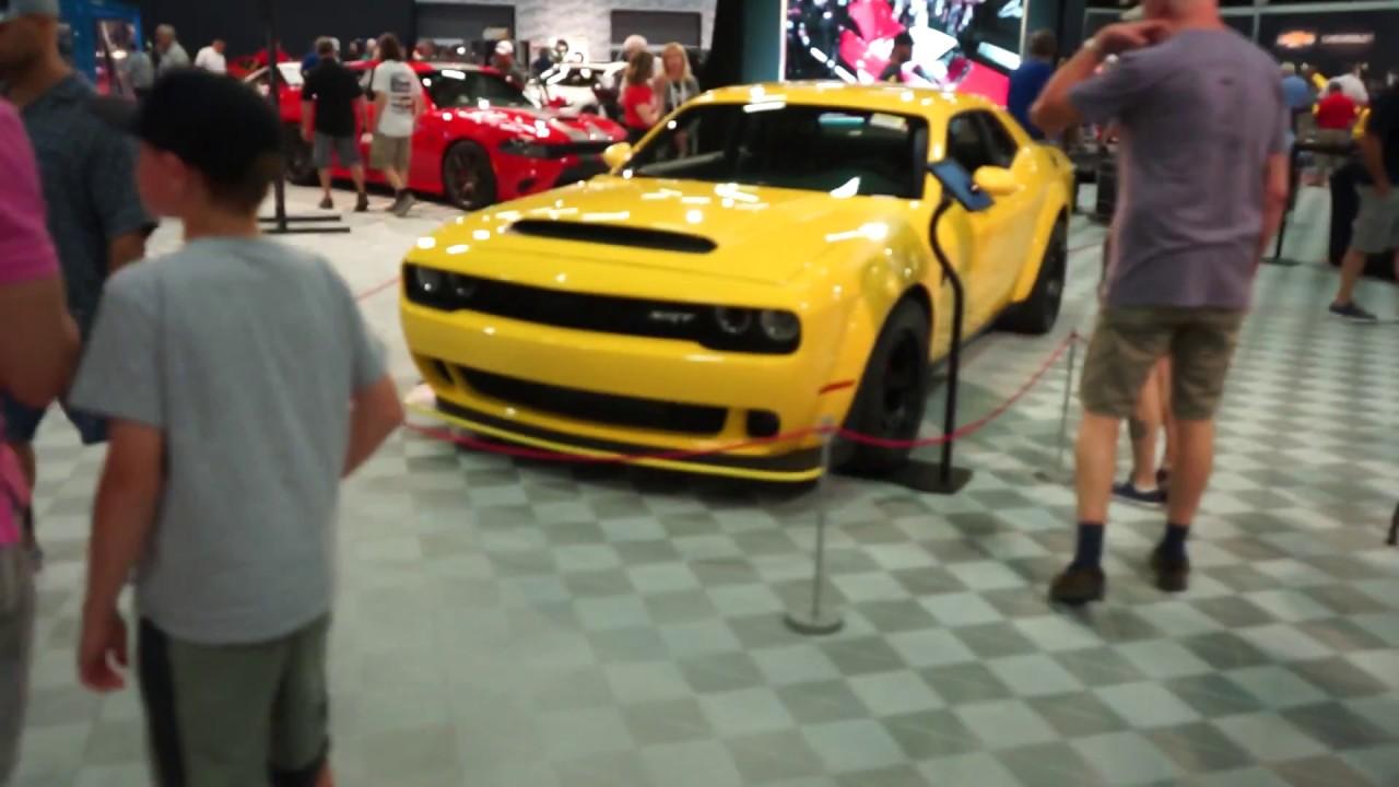 BarrettJackson West Palm Beach Part New Cars Dodge - Car show west palm beach 2018