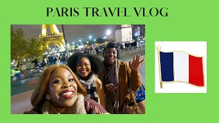 PARIS TRAVEL VLOG | TRAVELLING AROUND EUROPE ONE COUNTRY AT A TIME