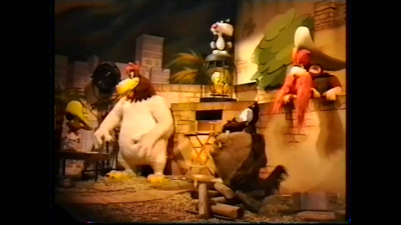 Warner Brothers Movieworld Germany 1996 Compilation - YouTube