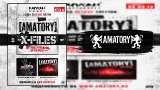 [AMATORY] - The X-Files. Live in Saint-P [2012] (DVD) [Nu Metal / Metalcore]