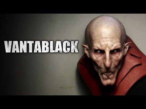 """Vantablack..."" Creepypasta"