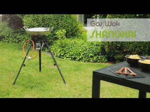 tepro gas wok shanghai youtube. Black Bedroom Furniture Sets. Home Design Ideas