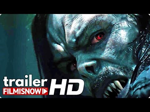 MORBIUS Trailer (2020) Jared Leto Marvel Comic Book Movie