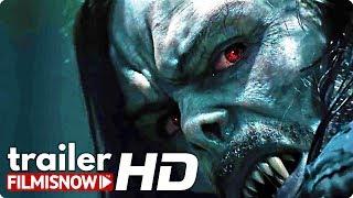 MORBIUS Trailer (2020) Jared Leto Marvel Comic Book Movie
