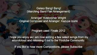 Galaxy Angel Bang Bang (Marching Band Version)