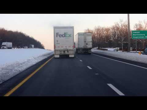 FL to Quebec in 2 minutes 30 seconds