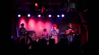 EBM - [Earth Beat Movement] - Live @ Reggae Radio Station Night 14/03/2015