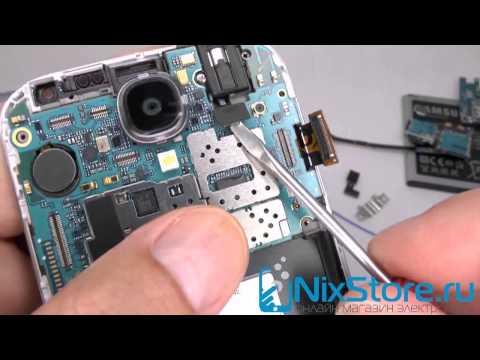 Разбор SAMSUNG Galaxy S4 i9505