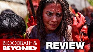 The Green Inferno (2013) - Movie Review