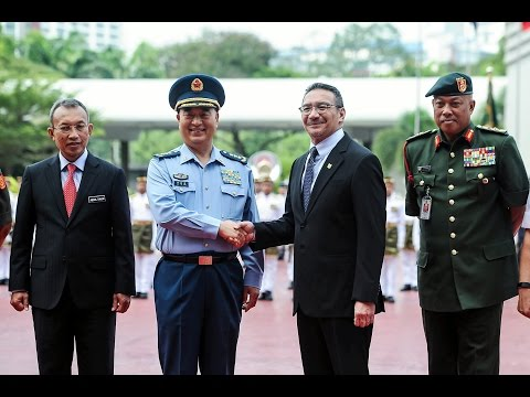 Malaysia and China to set up high level security and defence panel