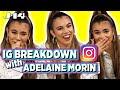 Adelaine Morin Looks at Old Pics With Matt, Bethany Mota, and More   IG Breakdown