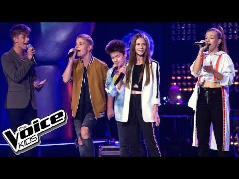 4Dreamers i finaliści I edycji - 'Nie Poddam Się' - The Voice Kids 2 Poland