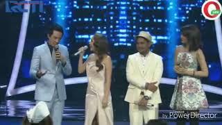 Abdul & BCL membawakan lagu Karena Kucinta Kau. Duet yang sangat luar biasa.
