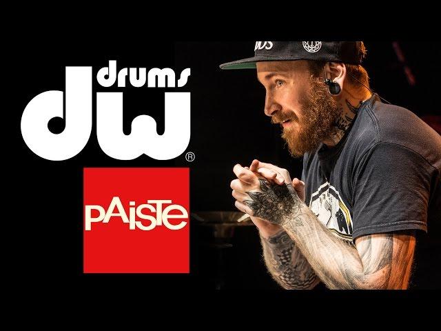 Kévin Foley - Drum Session & Interview