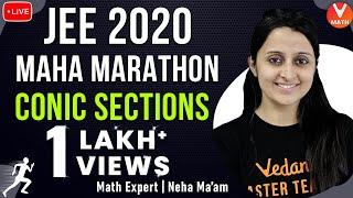 JEE Maths | Conic Sections Class 11 Math Maha Marathon | JEE Main 2020 | Vedantu