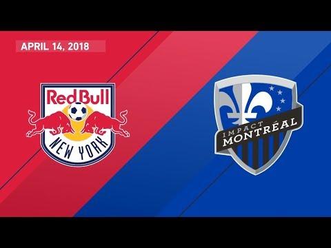 HIGHLIGHTS: New York Red Bulls vs. Montreal Impact | April 14, 2018